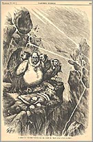 """A Group of Vultures"" by Thomas Nast"